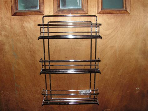 picket wall mount spice rack organizer apoc by