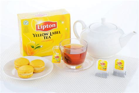 Teh Lipton Yellow Label Tea lipton yellow label ceylon finest tea blend 200g 400g