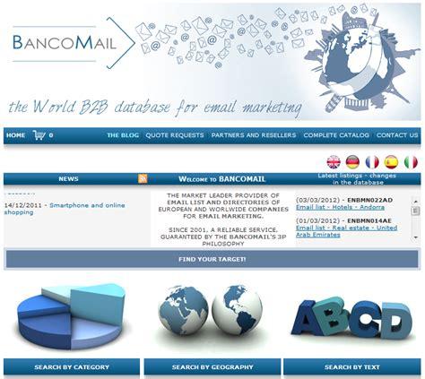 banco mail bancomail una finestra sul mondo per l email