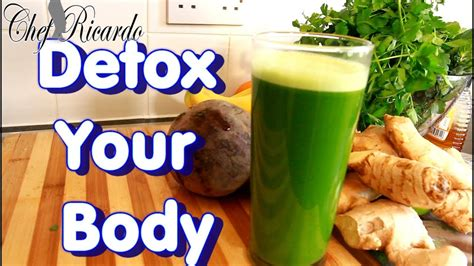 Detox Your House by Naturally Sweet Green Juice For Detox Your At Home
