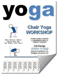 Curl Up Chair Chair Yoga Lesson Plan