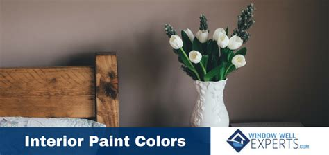 how to interior paint colors window well experts