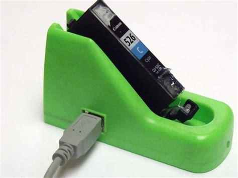 resetter cartouche canon comment recharger facilement des cartouches canon cli526