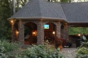 outdoor entertaining area home decorating ideas