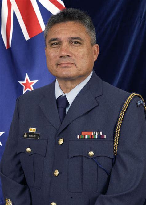 Air Warrant Officer rnzaf w o keith gell warrant officer of the air