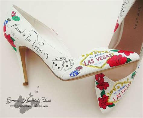 Wedding Shoes Las Vegas by Gemma Kenward Shoes