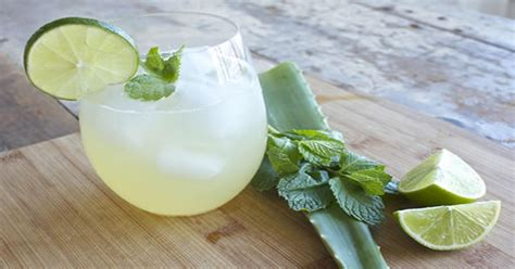 Detox Diet With Aloe Vera by Alkalizing Aloe Vera Pineapple Juice To Purify Your Blood