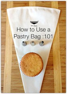 How To Make A Piping Bag From Baking Paper - 1000 images about cooking tips and more on