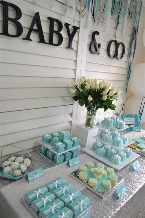 And Co Decorations by Co Baby Shower Ideas Photo 1 Of 11