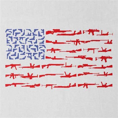 gun flag t shirt usamm