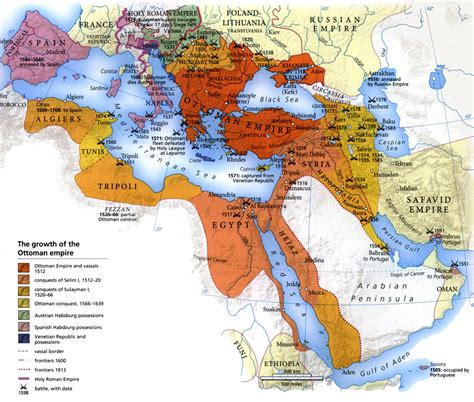 information about ottoman empire the growth of the ottoman empire mapsof net