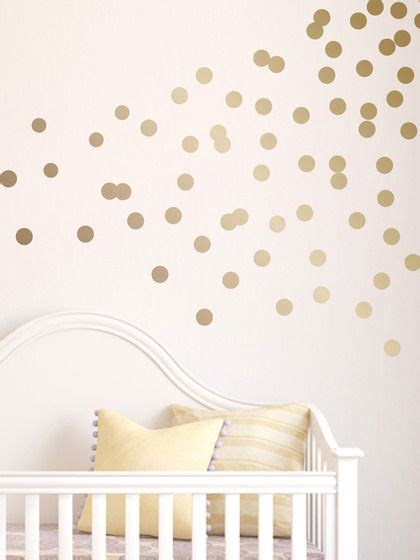 polka dot wall decals kid rooms