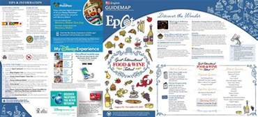 2017 epcot food wine festival guidemap blog mickey
