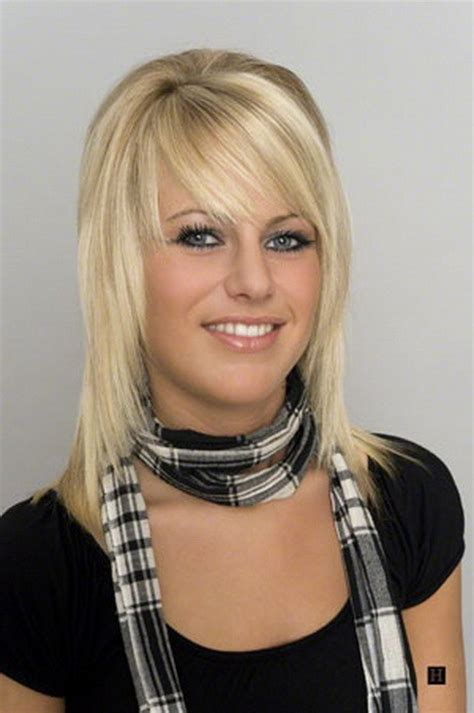 punky haircuts for medium length hair 70 artistic medium length layered hairstyles to try