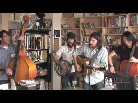 Avett Brothers Laundry Room Live by The Avett Brothers Npr Tiny Desk Concert
