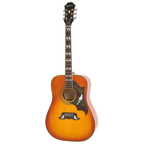 Harga Gitar Epiphone Dove Pro epiphone dove pro 171 westerngitarre