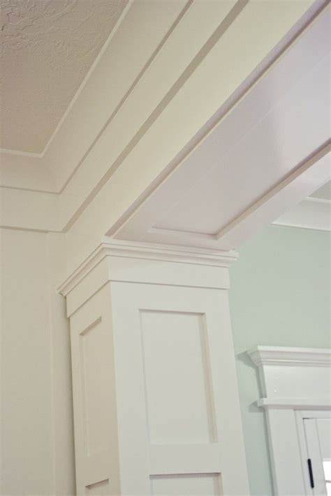 interior door trim molding for 8 foot ceilings reference support beam posts need to find pinterest