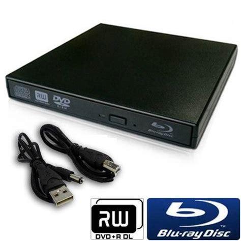 brand new usb external 6x blu ray player & dvd/cd burner