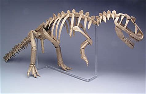 Origami Dinosaur Skeleton - interesting articles you must read