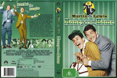 money from home 1953 dvd front cover id92077 covers resource