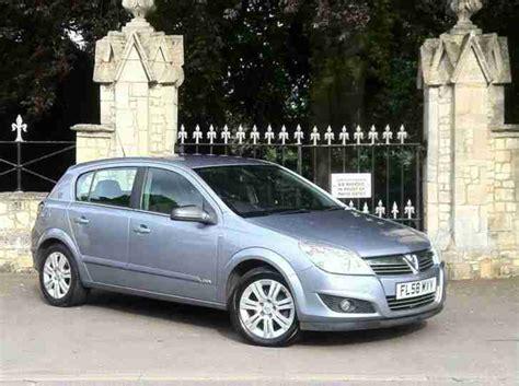 Vauxhall Astra 2008 Price 2008 Vauxhall Astra 1 6i 16v Design 115 5dr 5 Door