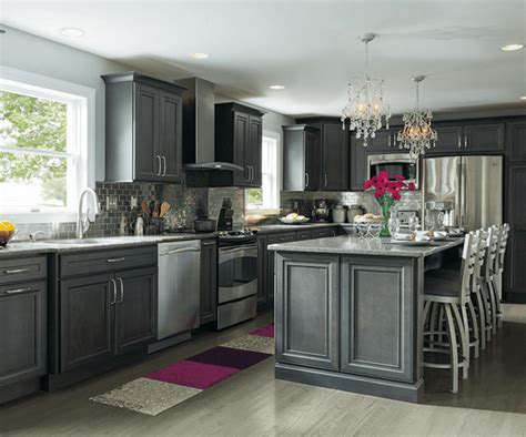 Grey Kitchen Cabinets by 10 Inspiring Gray Kitchen Design Ideas