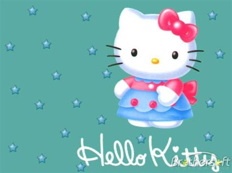 hello kitty animated wallpaper moving hello kitty screensavers video search engine at
