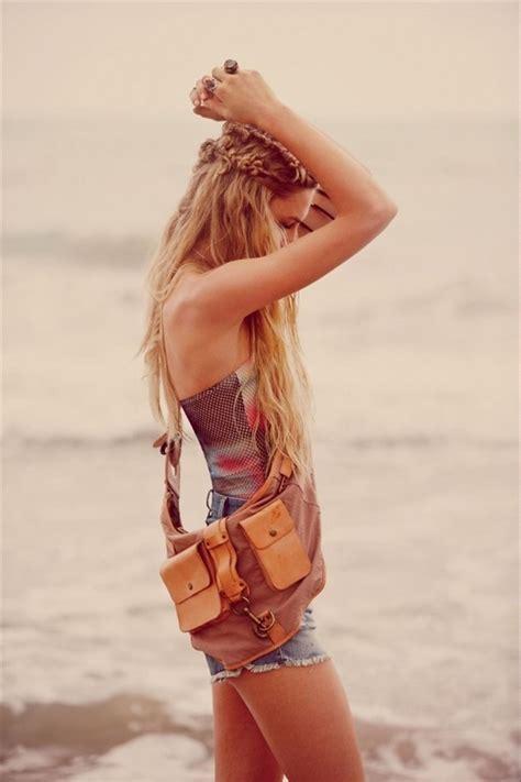beach style boho beach babe style