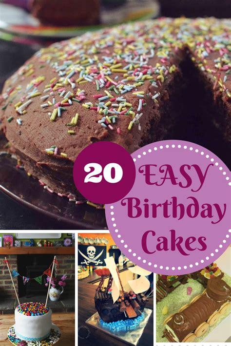 birthday cake recipe easy birthday cake recipes in the playroom