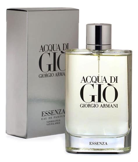 Parfum Original G Armani Acqua Di Gioia Essenza Edp 50ml W Tester giorgio armani acqua di gio essenza edp 75 ml for buy at best prices in india