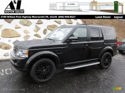 lr4 land rover black land rover lr4 2015 black www pixshark com images