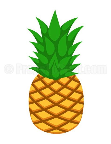 pineapple template printable pineapple photo booth prop create diy props