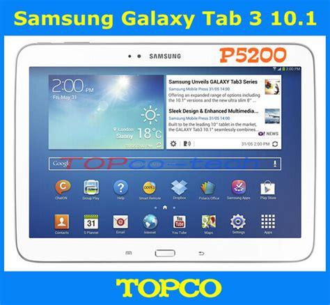 Second Samsung Tab 3 P5200 samsung galaxy tab 3 10 1 p5200 original unlocked 3g dual android mobile phone tablet 10 1