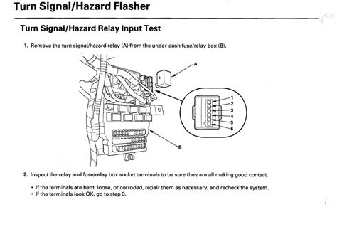 2005 honda accord turn signal wiring diagram honda accord