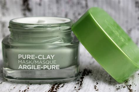Loreal Clay Mask Purify new l oreal skin expert clay mask purify