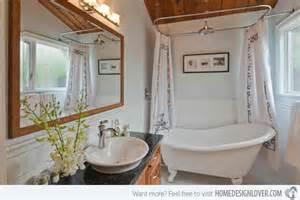 bathroom setting ideas 15 ideas on setting a bathroom with bath tub