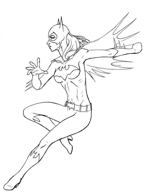 bat woman coloring page free coloring pages of batgirl color me crazy