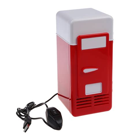 usb mini desk fridge drink warmer for laptop pc