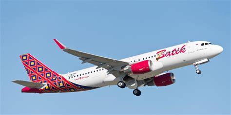batik air upgrade maskapai batik air buka rute penerbangan pontianak