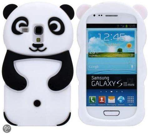 Panda Samsung Galaxy S3 Mini bol panda 3d siliconen hoesje samsung galaxy s3 mini