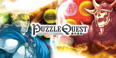 puzzle quest challenge of the warlords puzzle quest challenge of the warlords nintendo dsiware