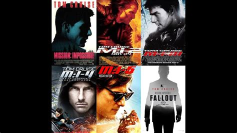 Mission Impossible 1 by Mission Impossible 1 6 Trailer 1996 2018 1080p