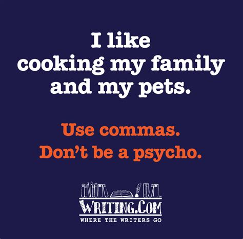 Comma Meme - common english mistakes portrayed by hilarious funny posters