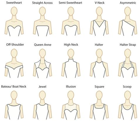 hairstyles for neck lines the right necklace for your neckline tasha chawner