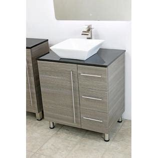 windbay 30 quot free standing bathroom vanity sink set