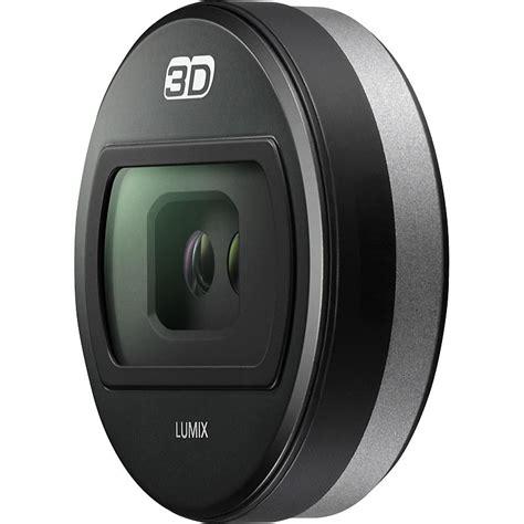 panasonic 3d panasonic announces 3d lens for lumix g photoxels