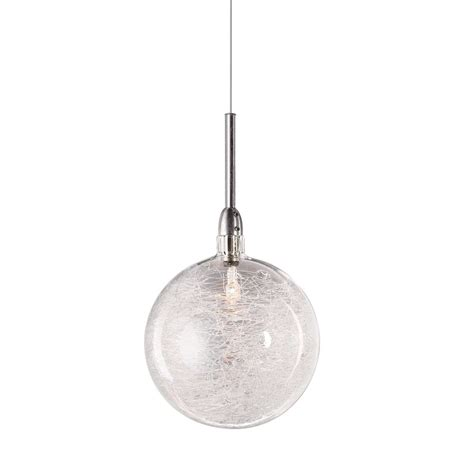 Glass Globe Pendant Lights Threaded Glass Globe Mini Pendant E20108 79 Destination Lighting