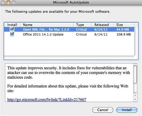 file format converter problem apple mac microsoft automatic update open xml file