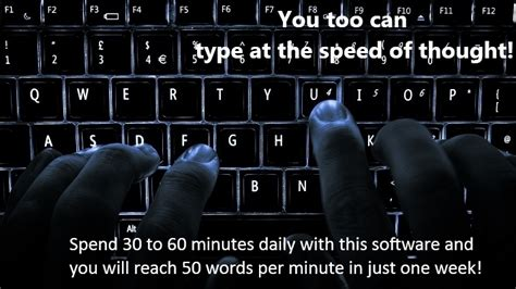 Resume Type Words Per Minute by Best Free Typing Software