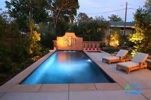 Pool Layout Chairs Design Ideas 24 Small Pool Ideas To Turn Your Small Backyard Into Relaxing Space Hgnv